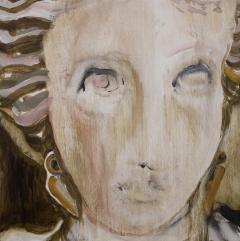 Goddess Demeter 30x30cms